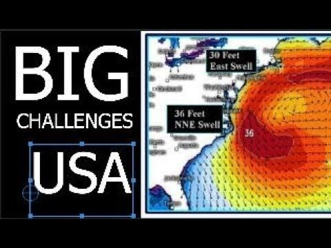 Wave after Wave after Wave of Storms & River Flooding USA & CANADA - YouTube