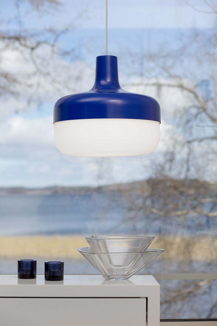 Create the mediterranean atmosphere with  blue Korona Light