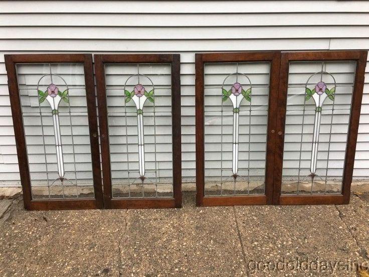 Best 25+ Leaded glass cabinets ideas on Pinterest ...