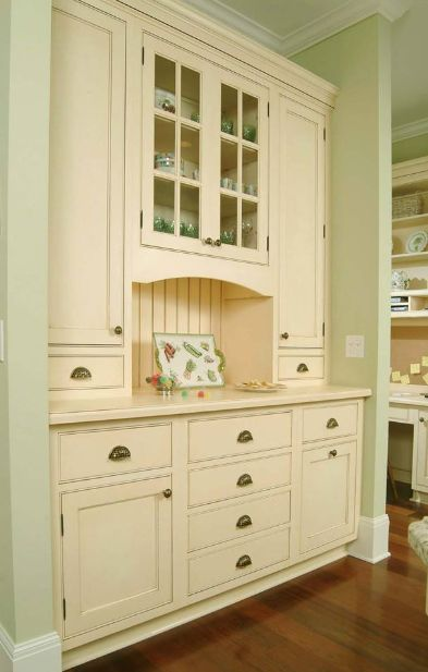 If You Are All About A Clutter Free Kitchen And Want To Hide Your Small  Appliances, Then The Hutch Is Your Best Friend. First Determine Which  Appliances .