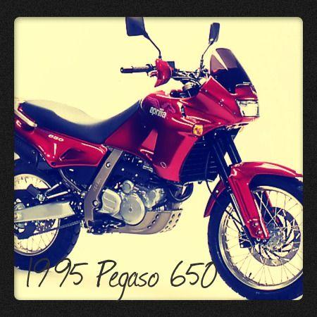 1995 #Aprilia Pegaso 650