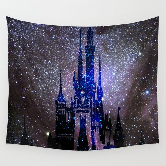 Buy Fantasy Disney by Guido Montañés as a high quality Wall Tapestry. Worldwide shipping available at Society6.com. Just one of millions of products available.