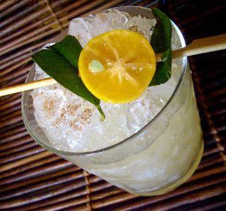 I Cocktails: Western sour