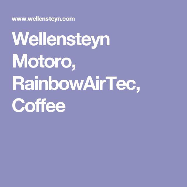 Wellensteyn Motoro, RainbowAirTec, Coffee