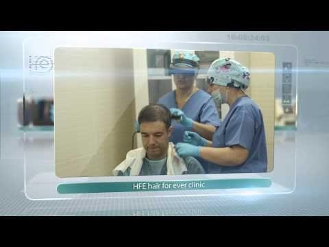 hair transplantation HFE