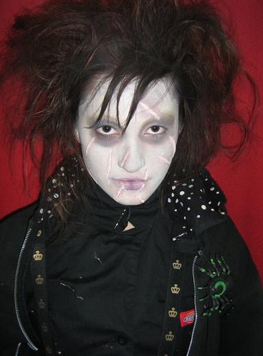 el school of professional makeup halloween - Halloween Makeup Professional