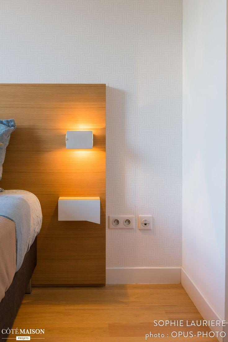 398 best papier peint chambre images on pinterest room. Black Bedroom Furniture Sets. Home Design Ideas
