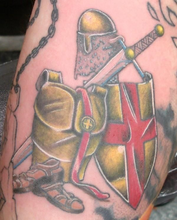 The 25+ Best Armor Of God Tattoo Ideas On Pinterest