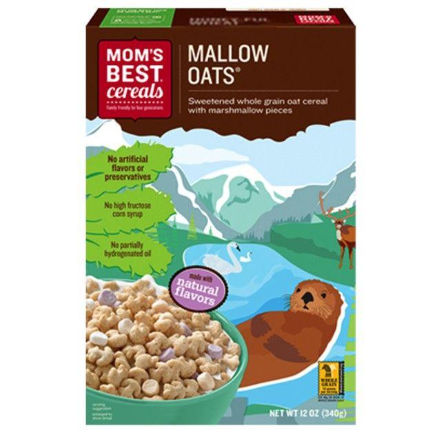 Mom's Best Naturals Mallow-Oats Cereal 16oz - Plum Market