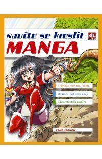 Naučte se kreslit Manga #alpress #manga #kreslení #hobby #knihy