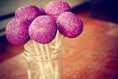 Cómo hacer brillantina (glitter) comestible