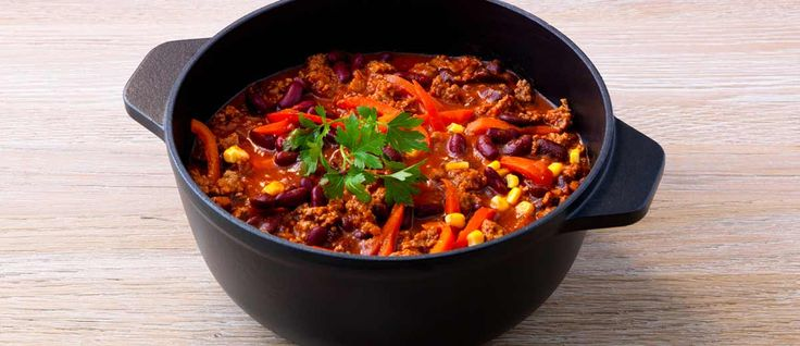 Try this delicious Chilli Con Carne recipe from 30 Day Fitness Challenges for supper tonight, it is really tasty and healthy as well