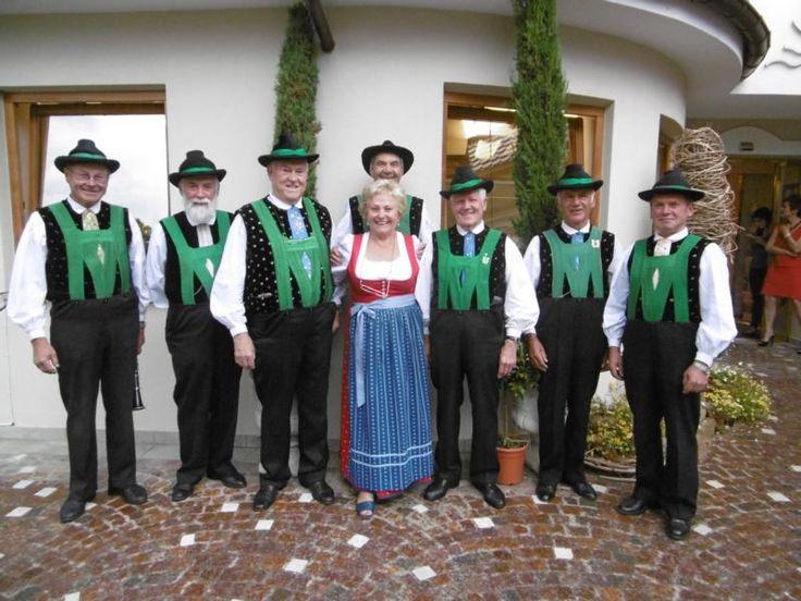 Geburtstagfeier von Frau Ladurner Senior  http://preidlhof.it