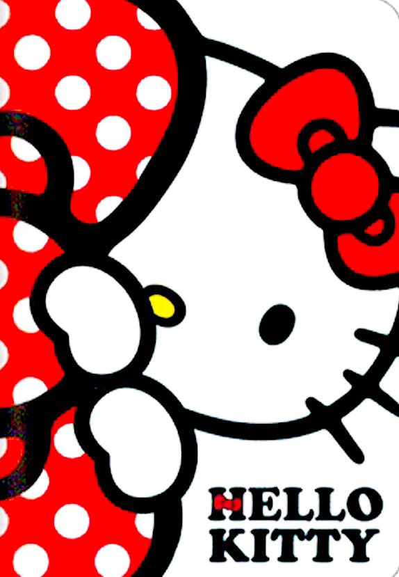 hello kitty wallpaper red hd - photo #17