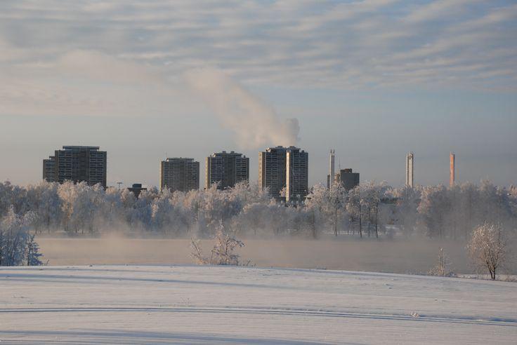 #Imatra, #Finland