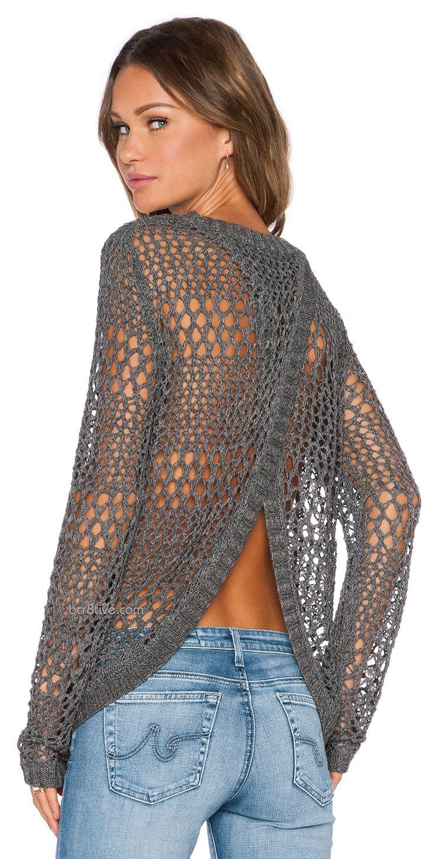 LA Made Jackie Sweater