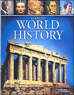 For World History. Great videos from Glencoe Text