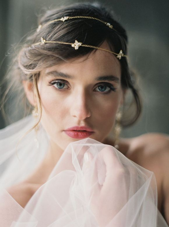 Liv Hart Spring Summer 2016 Enchanted Atelier Bridal Accessories - Photographed ...