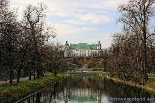 Zamek Ujazdwoski w Warszawie