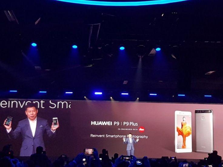 El Huawei P9 Max podría ser el cuarto integrante de la nueva familia.