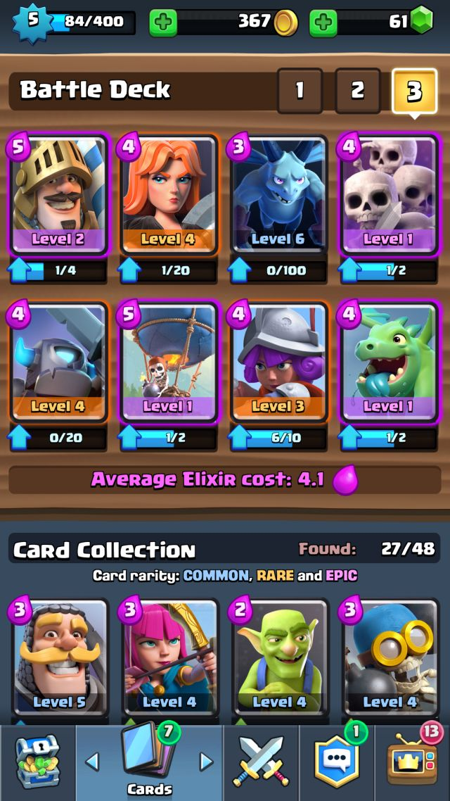 Les 3256 meilleures images propos de clash royale decks for Clash royale deck arc x