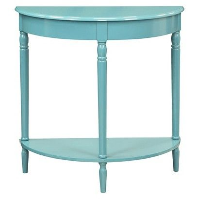 Convenience Concepts French Country Entryway Table - foyer ($66!)