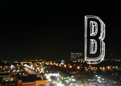 Ayorek! Postcard by butawarna, via Behance