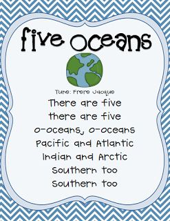 Once Upon a First Grade Adventure: Oceans Freebies!