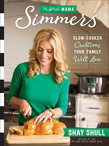 Just Prep, Simmer and Serve—It's That Easy! Let the Mix and Match Mama introduce you to her new best friend…the slow cooker. Popular food blogger Shay Shull is here to show how you this versatile tool can be used to cook a wide variety of amazing meals. Break out of your recipe rut w... more details available at https://www.kitchen-dining.com/blog/cookbooks-food-wine/cooking-methods/product-review-for-mix-and-match-mama-simmers-slow-cooker-creations-your-family-w