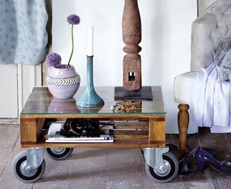 palets | Muebles con palets – Decoración