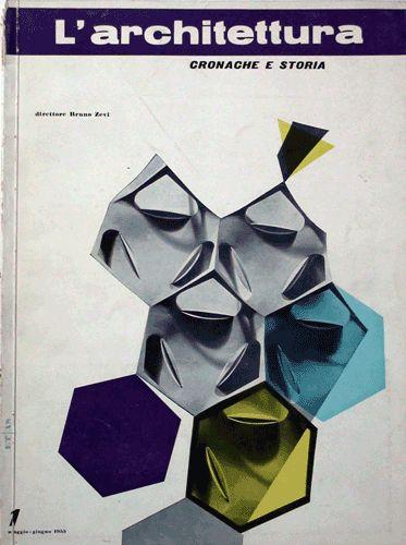 Nizzoli, L'architettura, 1955