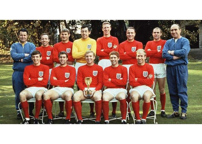 England World Cup win 1966 - how many players can you spot? To see the answers play here http://www.quizfactor.com/quiz/spot-the-1966-england-world-cup-team/12445