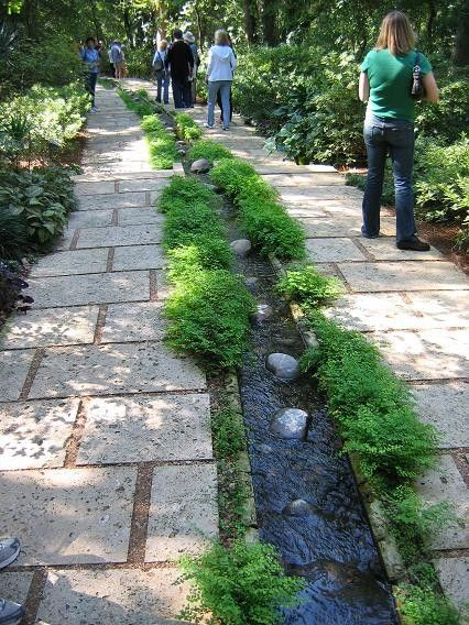 Rill through a path. Visit the slowottawa.ca boards >> http://www.pinterest.com/slowottawa/boards/