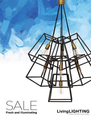 LivingLIGHTING - Spring Flyer 2017  Sale begins April 21 -  ends June 24, 2017.
