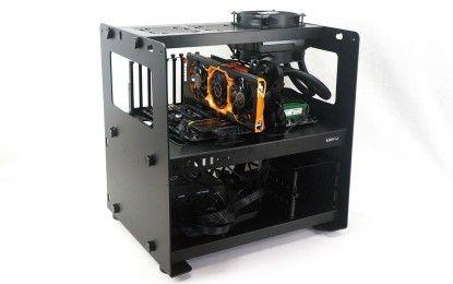 Lian Li PC-T80 Test Bench Review