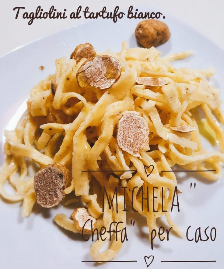 Tagliolini+al+tartufo+bianco