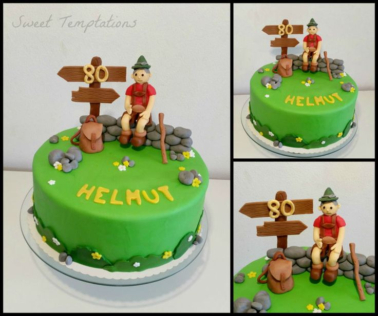 Hiking Cake on Cake Central