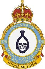 Bomber Command - No. 428 (Ghost) Squadron