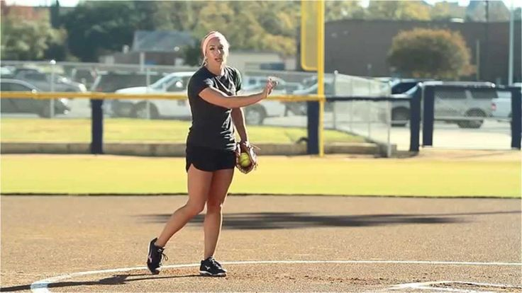 Softball Pitching Drills: Walk-throughs - Amanda Scarborough