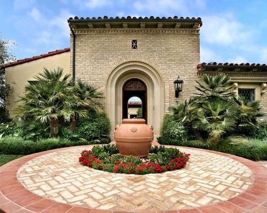 17 best images about front elevations  front yards  circle drives on pinterest