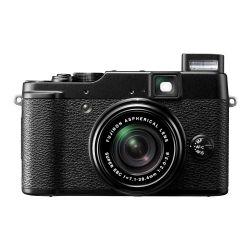 Fujifilm X10 - 12MP, zoom optic 4x, filmare Full HD - F64