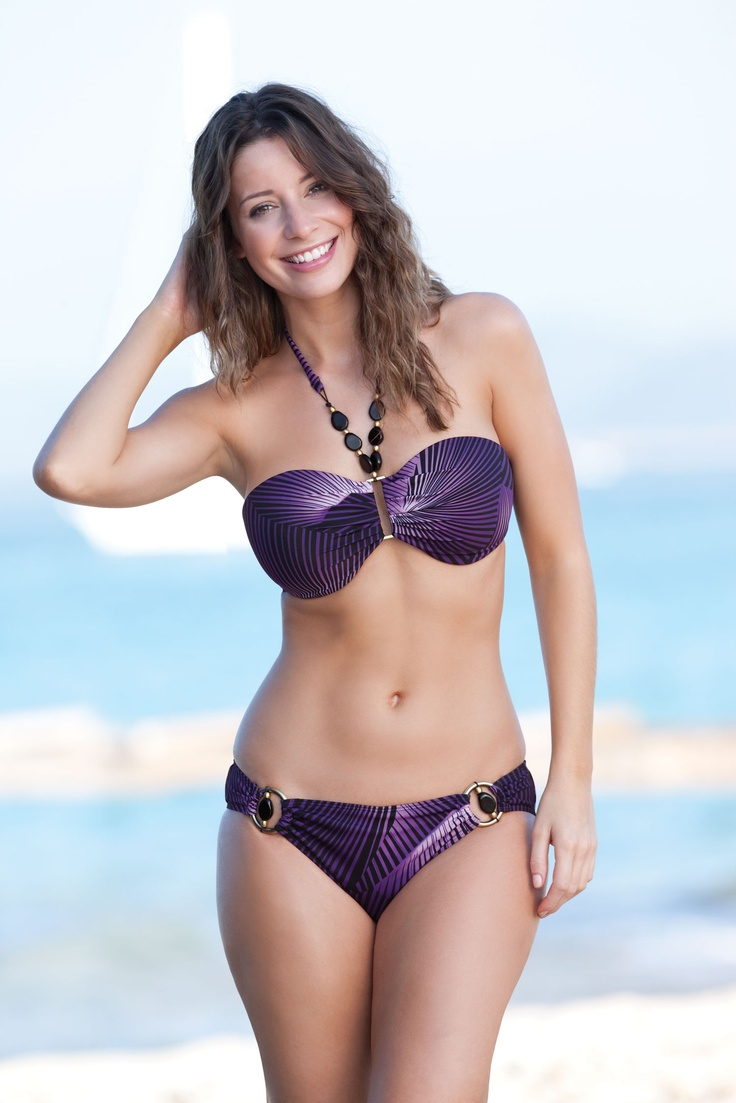 Elektra Bikini by Masquerade from Bravissimo in Ultra ...
