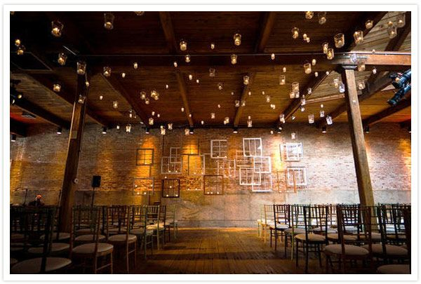 These Indoor Ceremony Backdrops Will Make You Pray For: 1000+ Images About Industrial Chic Wedding Theme On