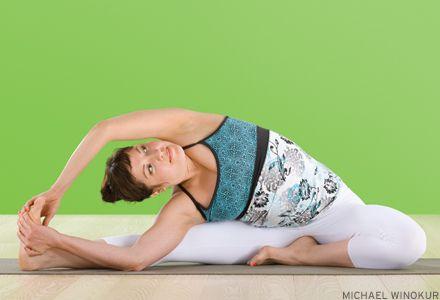 5 revolved seated forward bends  yoga poses iyengar yoga