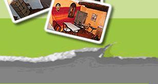 Le Perroquet Vert à la Palud sur Verdon Location de vacances restaurant et Boutique d'escalade location saisonniere de chambres gorges du Verdon