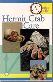 Hermit Crab Care af TFH Pet Experts, ISBN 9780793810147