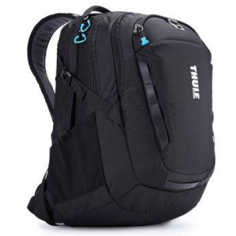 """The Thule En Route Escort is the heftiest 29 Liter daypack and overflows with pockets and compartments to stash, store and protect all your daily gear, including a 17"""" MacBook Pro (15.6"""" PC) and an iPad or 10.1"""" tablet."""