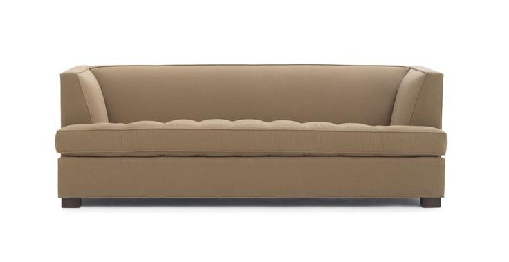 Mitchell gold and bob williams jordan sleeper sofa for Sofa jordsand