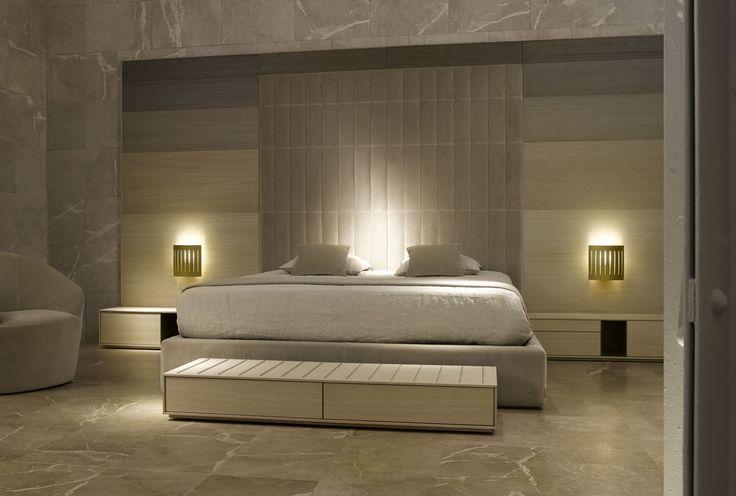 Cabeceros tapizados madrid barcelona casablanca www - Dormitorios principales modernos ...