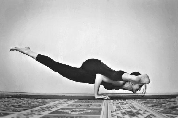 Eka Pada Koundinyasana 2 #yoga